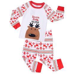 Contemporary Kidskids Boys Pajamas Long Sleeve Pajamas Sets Cotton Girls Cartoon Boys Pajamas Long Sleeve Pajamas Sets Cotton Girls Pajama Toddler Kids Sleepwear Suit Pajamas