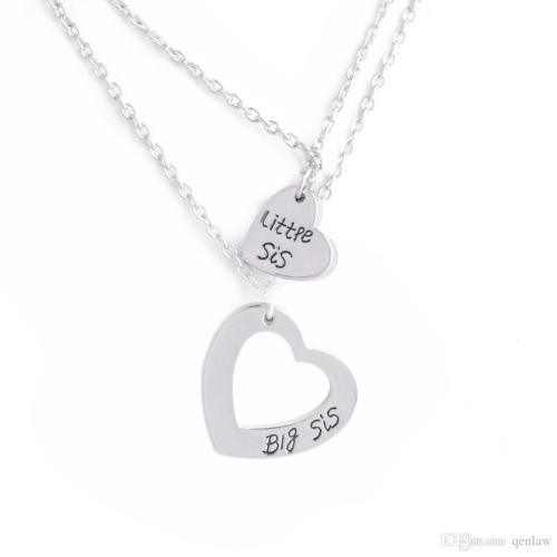 Medium Crop Of Best Friends Necklace