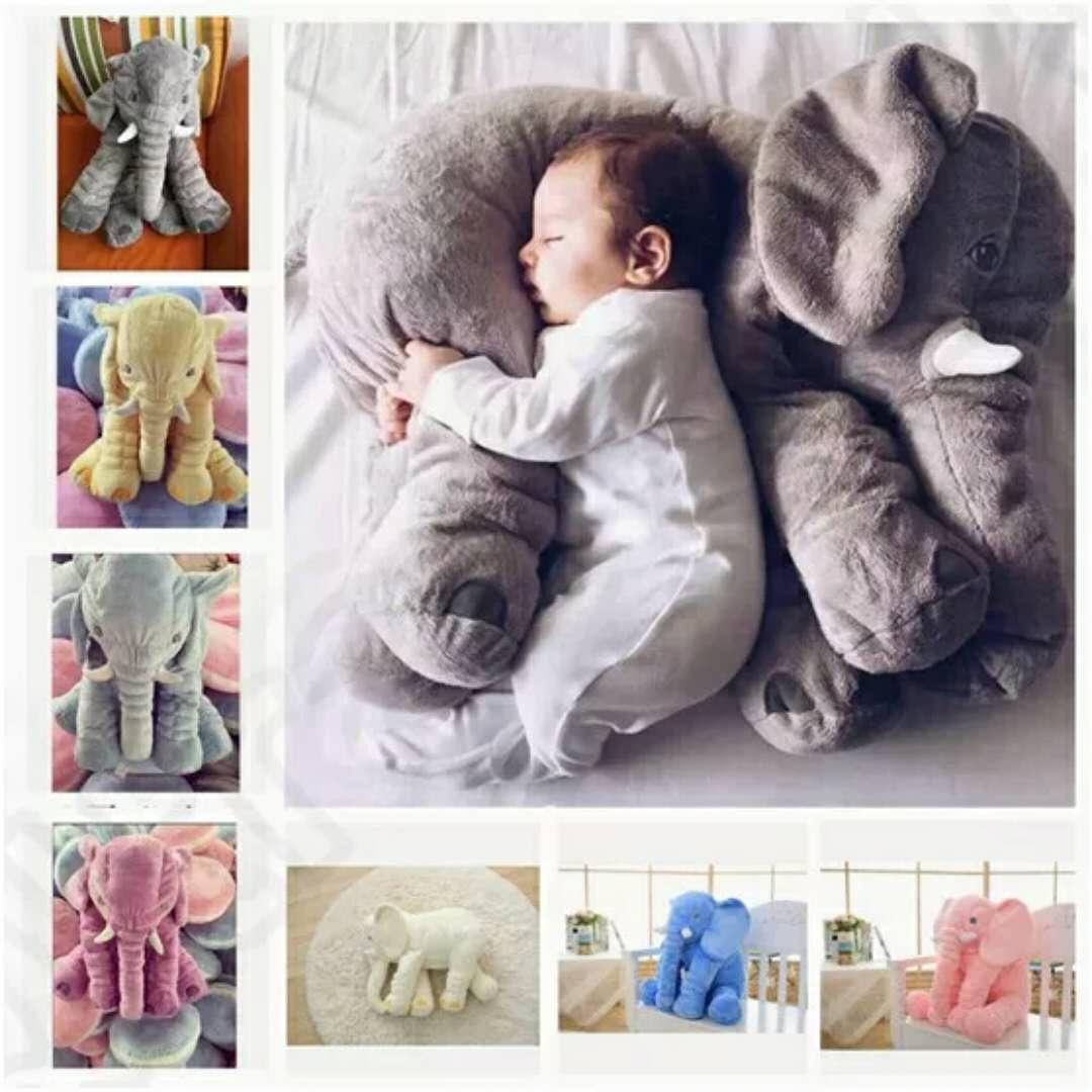 Fullsize Of Giant Stuffed Elephant