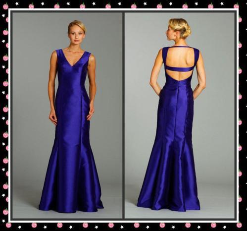 Medium Of Royal Blue Bridesmaid Dresses