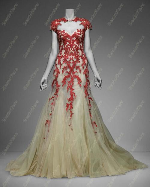 Medium Of Custom Made Dresses