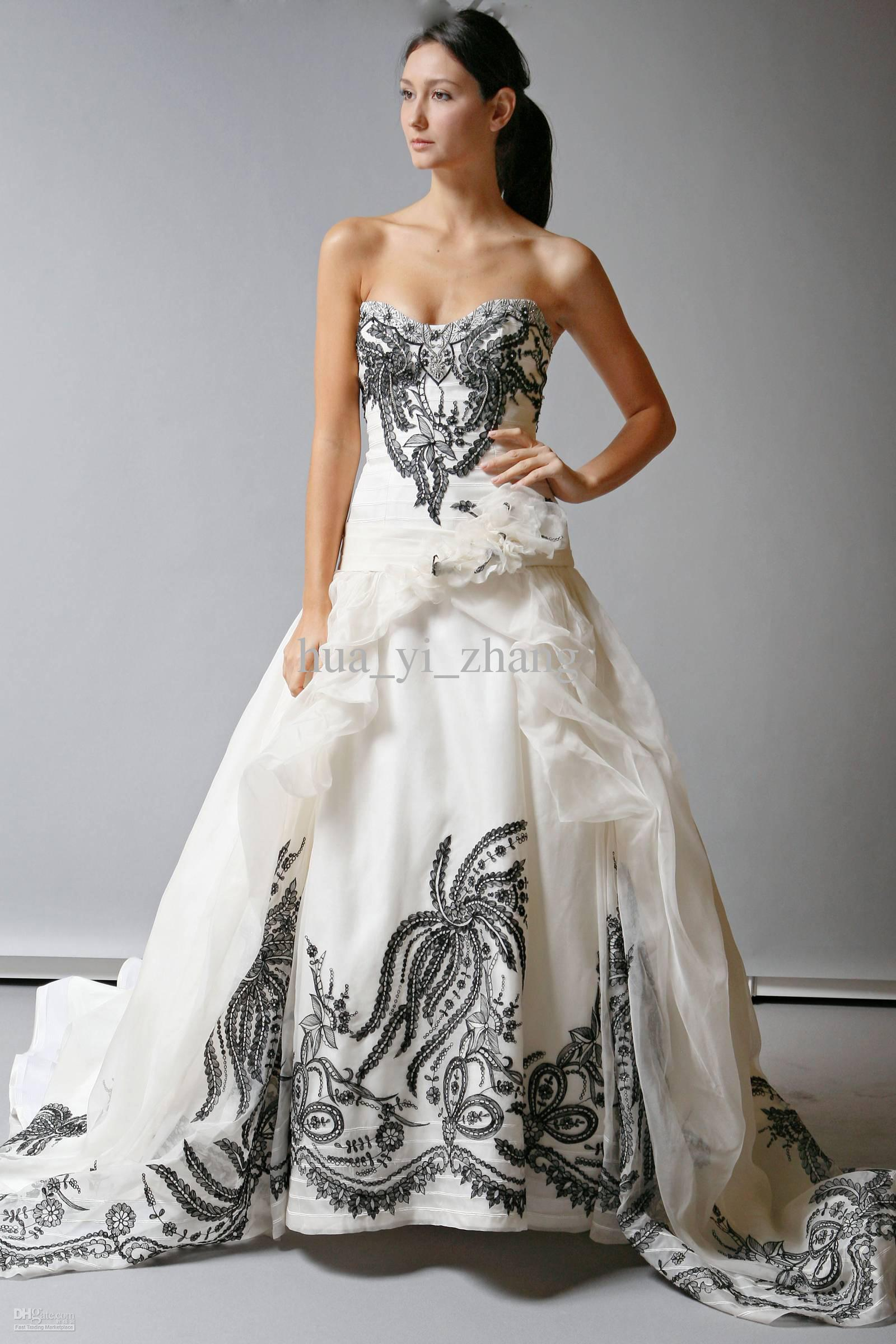 wedding dresses black wedding dresses black wedding dresses black and white store 92