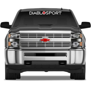 Predator 2 For GMC and Chevrolet 2500  3500  and 4500 6 6L Duramax     Image of a 2015 GMC Sierra 1500