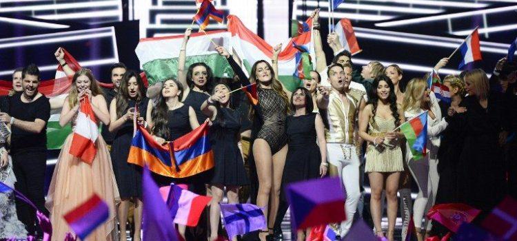 Eurovision Song Contest 2016: Finala