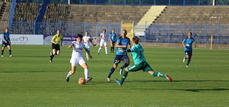 Olimpia Cluj ratează calificarea în șaisprezecimile Champions League