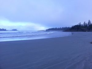 Chesterman Beach, Vancouver Island
