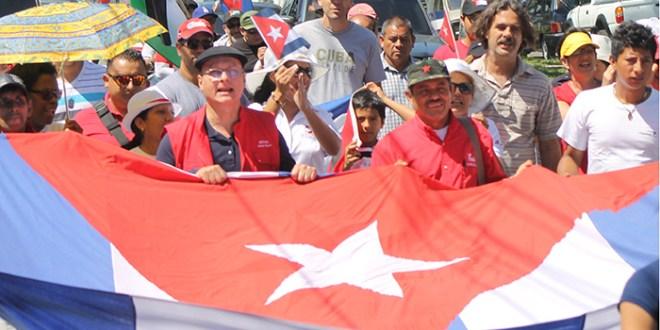 El Día de la Rebeldía Nacional trasciende fronteras de Cuba