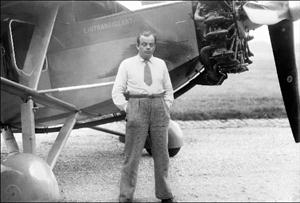 """Yo derribé el avión de Saint-Exupéry""  expiloto de caza Horst Rippert"