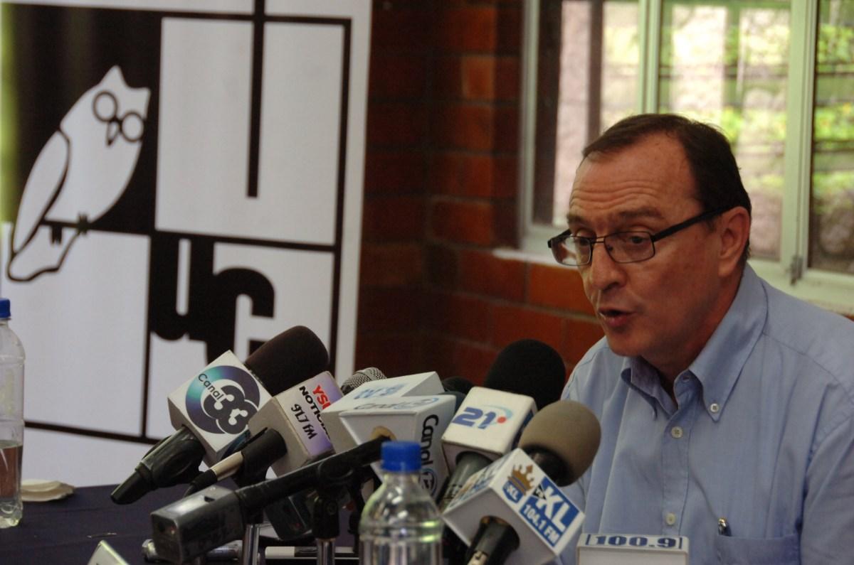 """""""No es un asesinato común, lo realizó una institución del Estado"""": Padre Oliva"""
