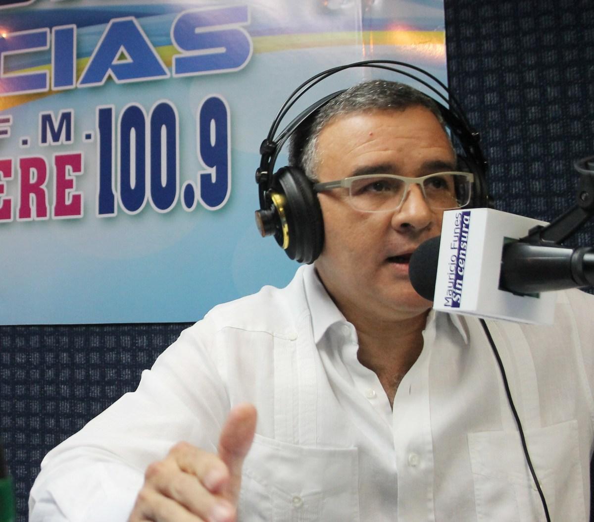 """""""ANEP no tolera haber perdido su poder  de imposición sobre el gobierno"""", afirma Funes"""