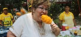¡Vamos a  comer mangos!