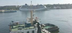 Llega a La Habana primer crucero de Estados Unidos en medio siglo