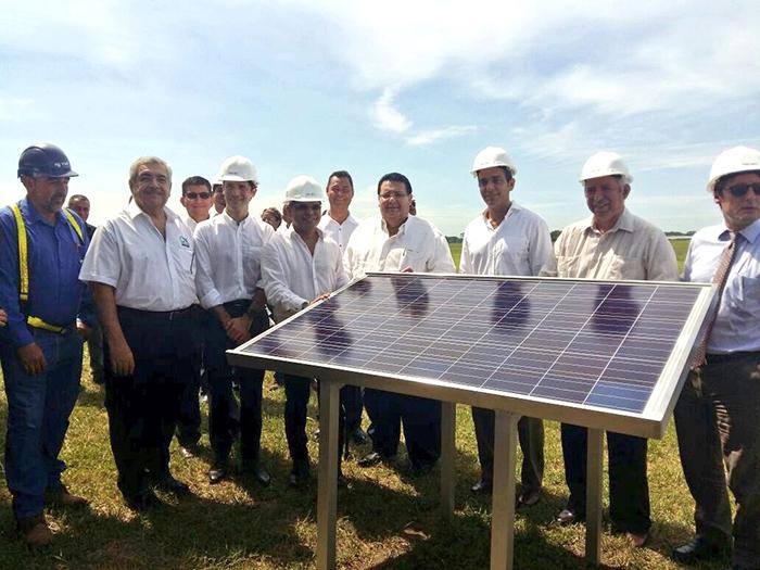 El Salvador contará con la planta solar fotovoltaica más grande de C.A