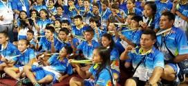 El Salvador  campeón de Juegos  Inclusivos CODICADER