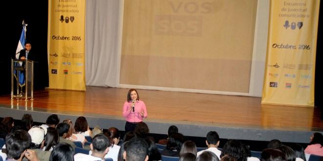 GOES fortalece el papel de la juventud en las comunicaciones