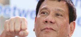 """El presidente filipino anuncia en Pekín su """"separación"""" de Estados Unidos"""