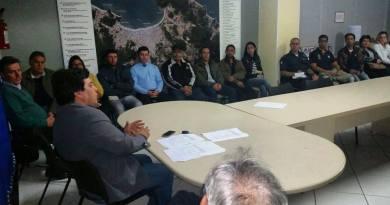 Defesa Civil de Balneario Camboriu se reúne com representantes da sociedade organizada