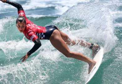 Johanne Defay bate Carissa e fica com o título em Fiji; Bethany Hamilton é 3ª