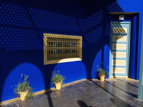 Jardines Majorelle, Marrakech