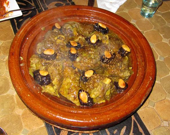 Tajine Marrakech