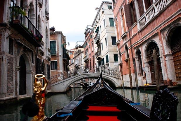 Venecia-en-Gondola