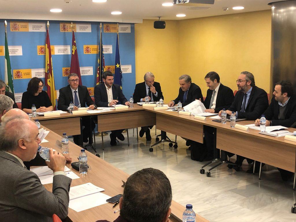 Murcia contra la Red Natura 2000 de Castilla-La Mancha: «sentencia a muerte el trasvase Tajo-Segura»