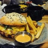 Tierra de Nadie: hamburguesas de otro nivel