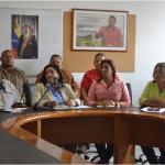 Los alcaldes aseguraron que próximamente iniciarán una recolección de firmas para consultarle a los habitantes si están de acuerdo con la administración de recursos y la gestión del Gobernador