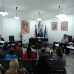 Las ordenanzas fueron admitidas en primera discusión y aprobadas por unanimidad
