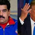 El presidente Maduro destacó que afortunadamente el pueblo latino había tenido una respuesta valiente y de dignidad a las declaraciones de Trump