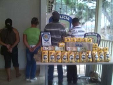 Revendían las pacas de harina de maíz en siete mil bolívares
