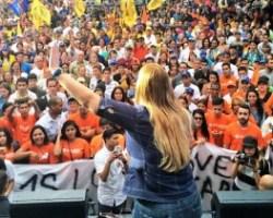 Actividad política se desarrolló en Carrizal