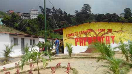 Américo Mata, presidente de Corpomiranda, hizo la entrega