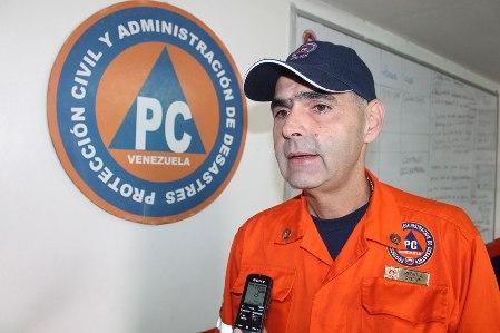 La información fue suministrada por José Medina, Director de Protección Civil Carrizal