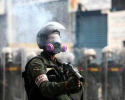 GNB Represión