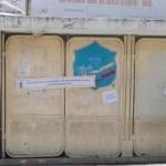 Mensajes contra la consulta del 30Jul fueron colgados en colegios