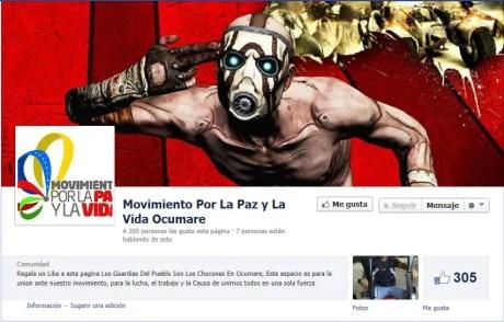 Captura de pantalla pag facebook Mov por la paz y la vida Ocumare 01-02-2014 07-20-24 a-m-