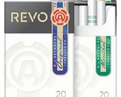 Imagen sin fecha de los nuevos cigarrillos Revo de Reynolds American. El lunes 17 de noviembre de 2014, la segunda empresa tabacalera más grande de EEUU presentó Revo, un cigarrillo que usa una punta de carbón para calentar el tabaco y que comenzará a venderse en el 2015. (Foto AP/Reynolds American)