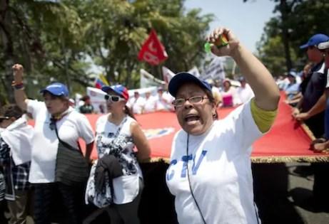 Para que en Venezuela se pueda realmente celebrar el Día del Trabajador tiene que haber trabajo, para que haya trabajo tiene que haber empresas, para que haya empresas tiene que haber un nuevo gobierno y un nuevo modelo económico