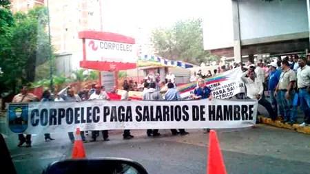 Norma Torres denunció que existen grupos de sindicalistas afectos al gobierno que impiden la firma de la convención colectiva.