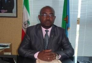 Teobaldo Nchaso Matomba. Ministro de Información, Prensa y Radio