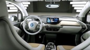 Conoce el BMW i3