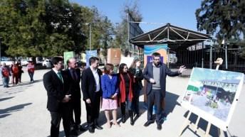Ministro del Medio Ambiente e Intendente de Santiago presentan proyecto de $4 mil millones para nuevos puntos limpios de reciclaje en la Región Metropolitana