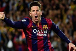 Noticias del mundo Un joven sera afortunado de Messi