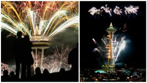 Año nuevo en Seattle