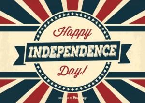 Happy independence day celebration