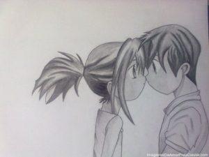 Imagenes de amor dibujos con frases