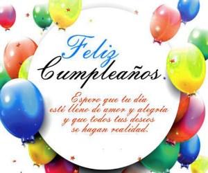 Mensajes de cumpleaños para un hijo