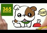 como-dibujar-un-perro-bulldog-kawaiirtertert