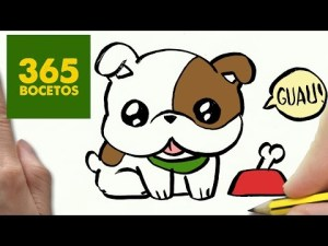 Dibujos de animales Kawaii faciles